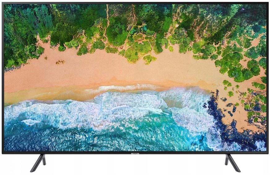TELEWIZOR LED 55 SAMSUNG UE55NU7172 4K ,Smart