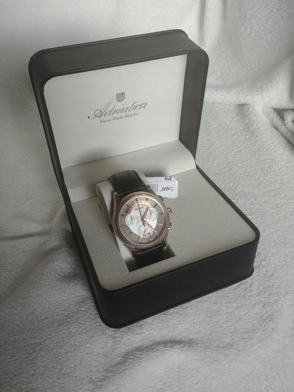 Zegarek Adriatica A1193.R213CH Nowy