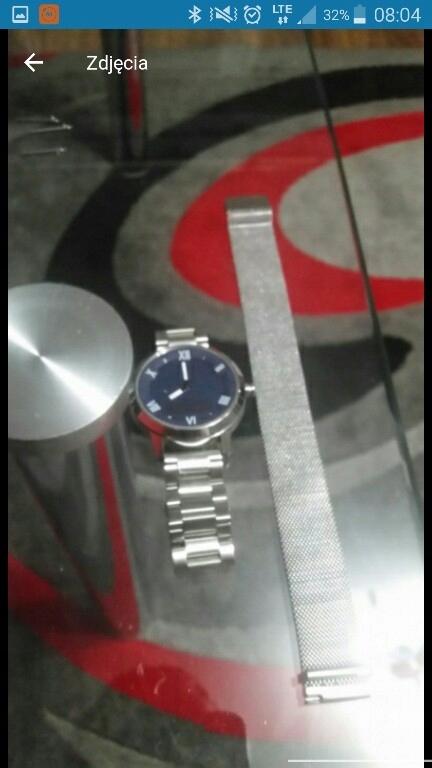 Lenovo zegarek