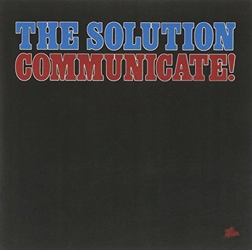 CD Solution - Communicate Soul Album Ft.Nicke Roya