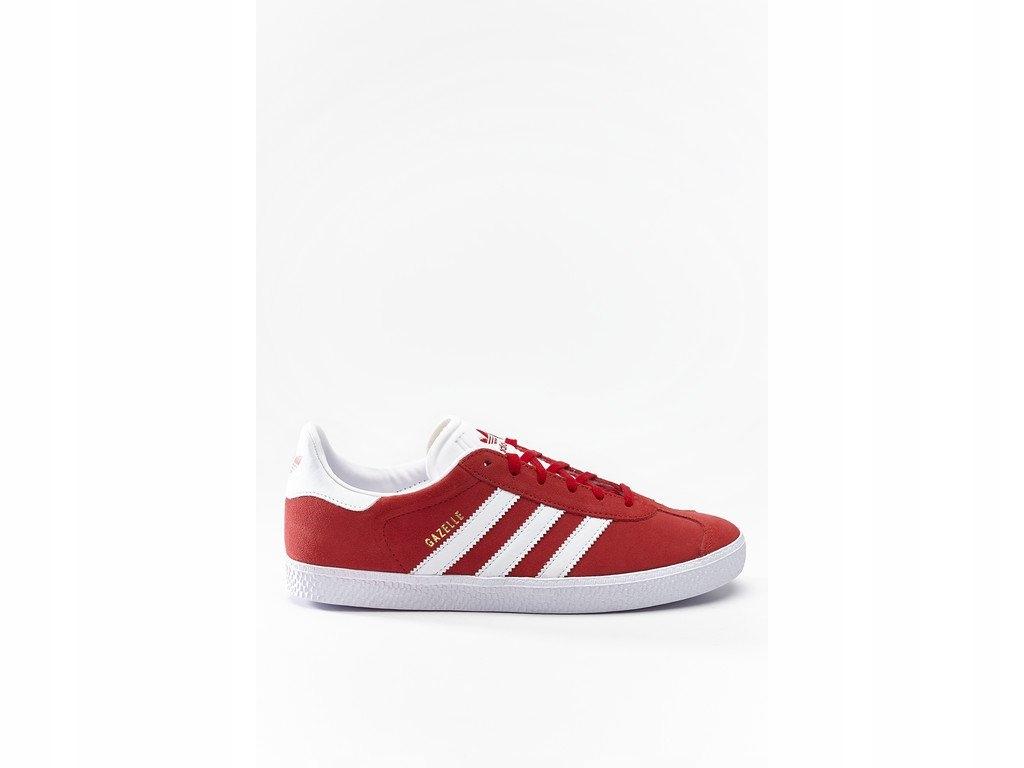 ADIDAS GAZELLE J 543 SCARLE ~38~ Damskie Sneakersy