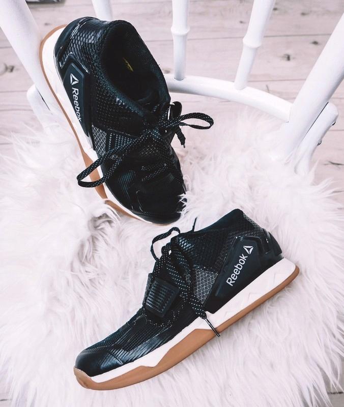 Reebok obuwie crossfit sneakersy trampki 38 czarne
