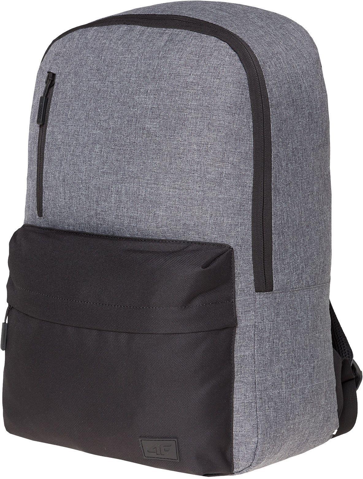 4f Plecak H4L18-PCU008 ciemnoszary SPORTOWY