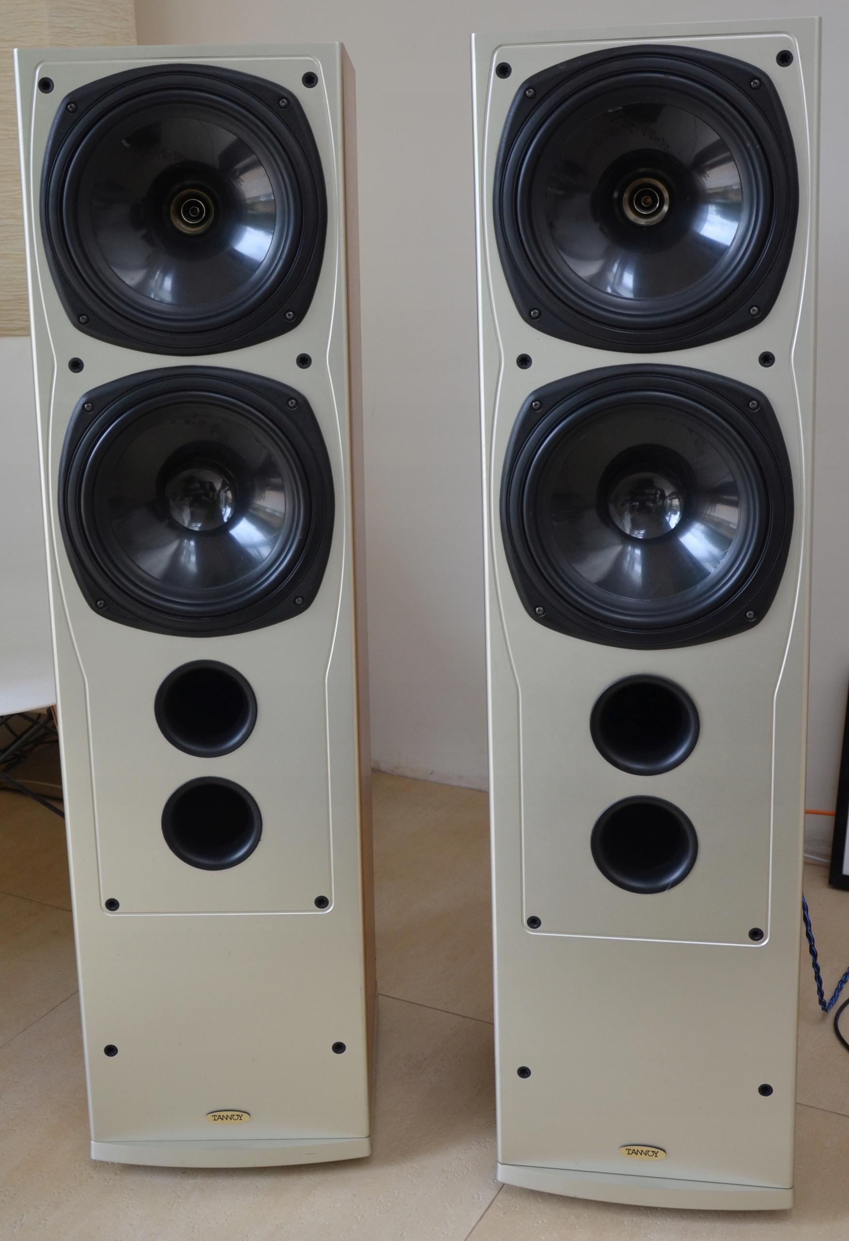 Tannoy Saturn S10 - idealne do lampy (93 dB)