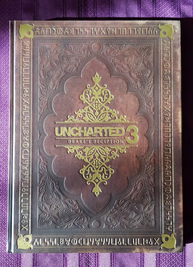 Poradnik UNCHARTED 3 Game Guide
