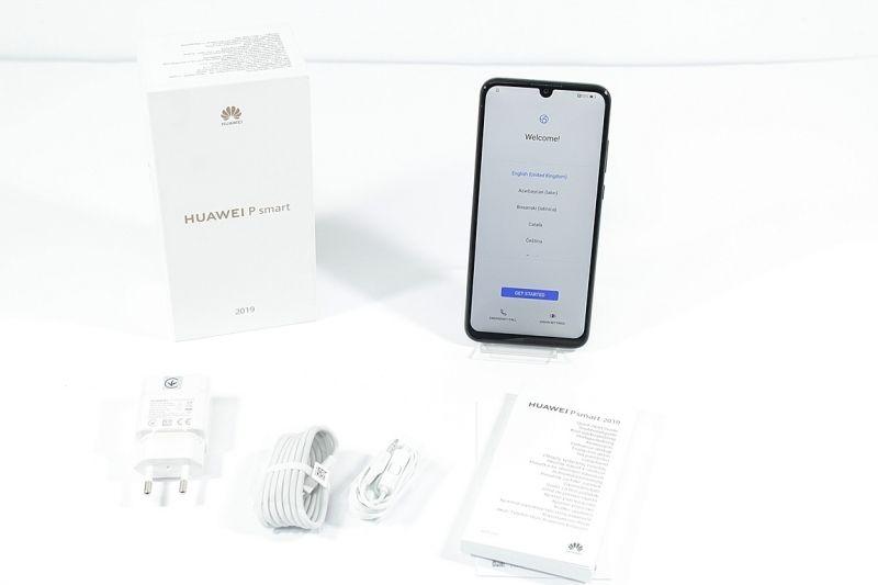 HUAWEI P SMART 2019 3/64GB# GWAR.# JAK NOWY!!