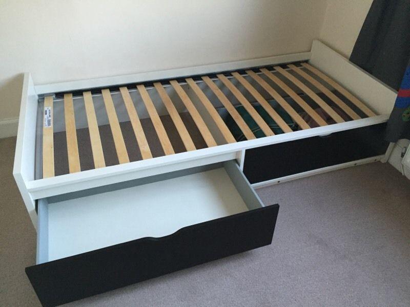 łóżko Ikea Flaxa 90 X 200