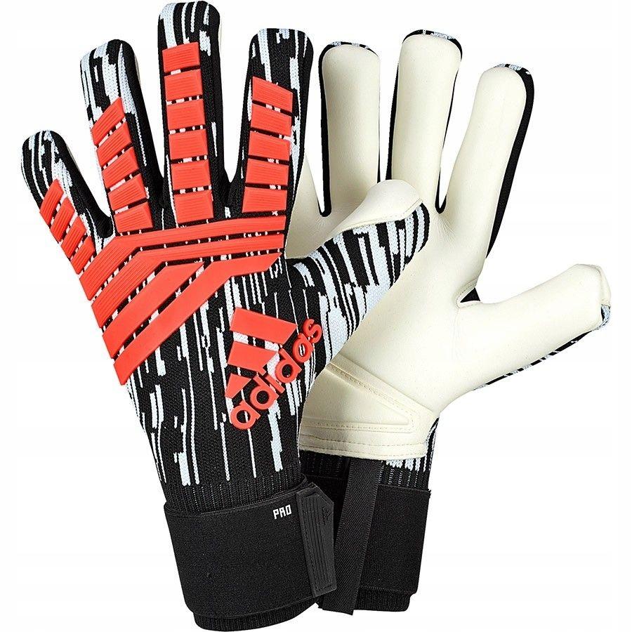 Rękawice adidas PRE PRO MN CF1324 - CZARNY; 8,5