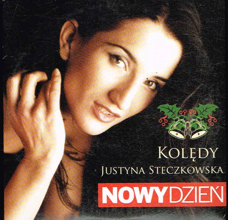 == Justyna STECZKOWSKA - Kolędy CD [Cicha noc] ==