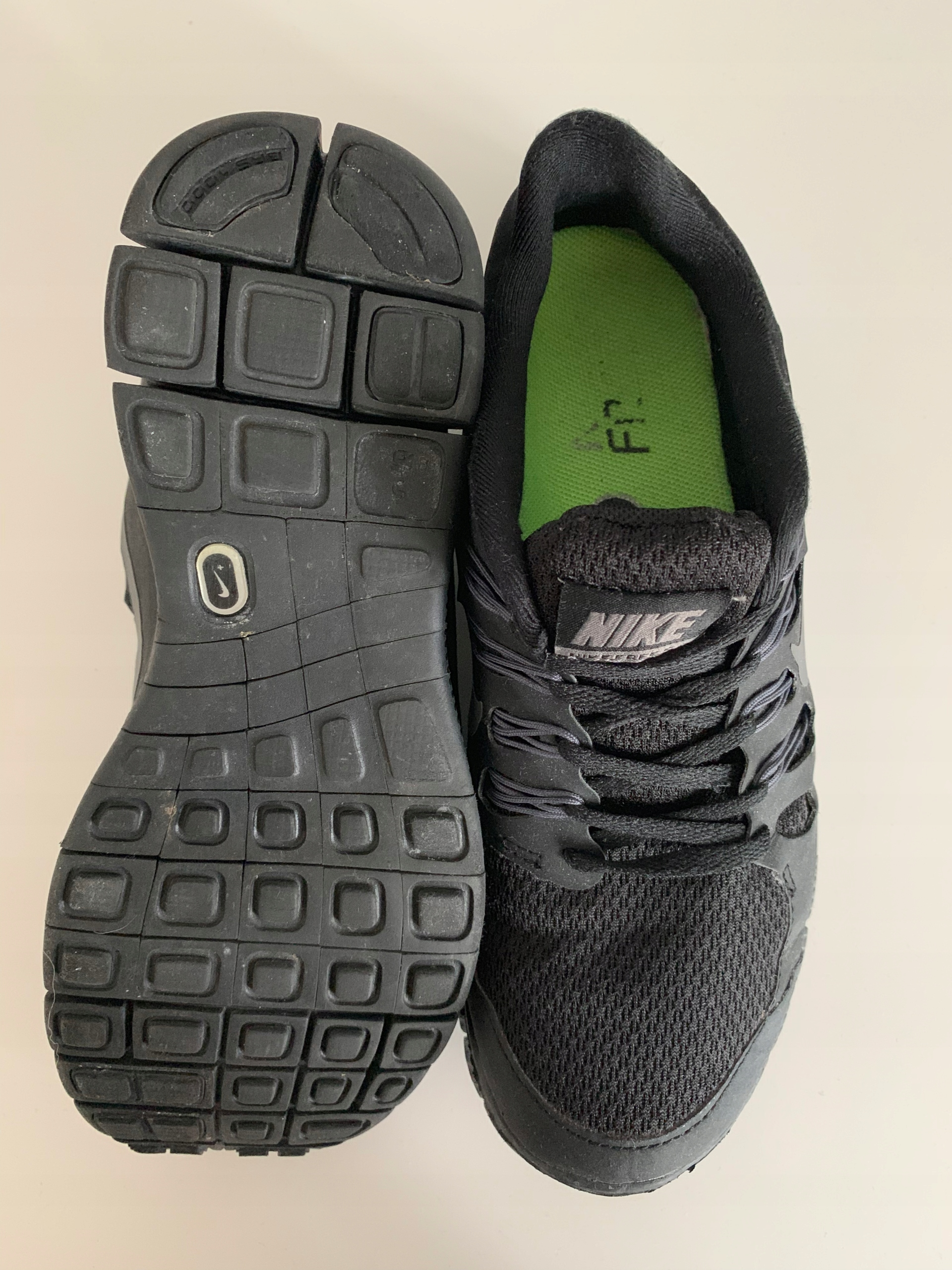 buty Nike running shoes authentic NIKE FREE 5.0