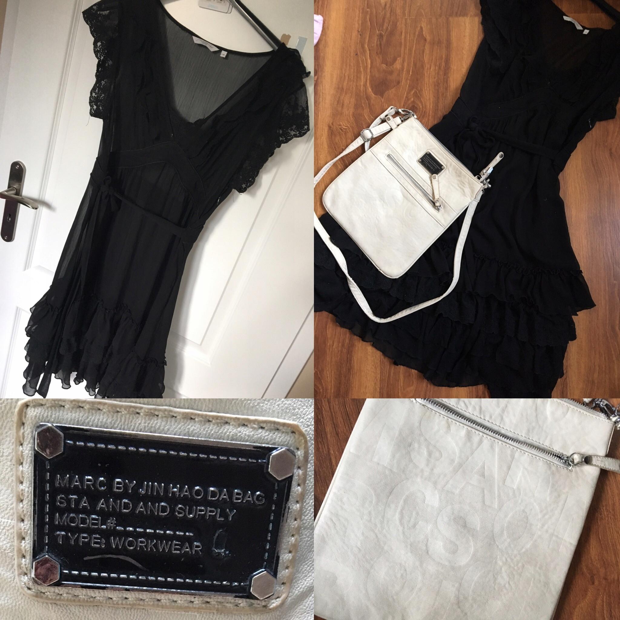 Mega Paka L XL zestaw ubrań perełki