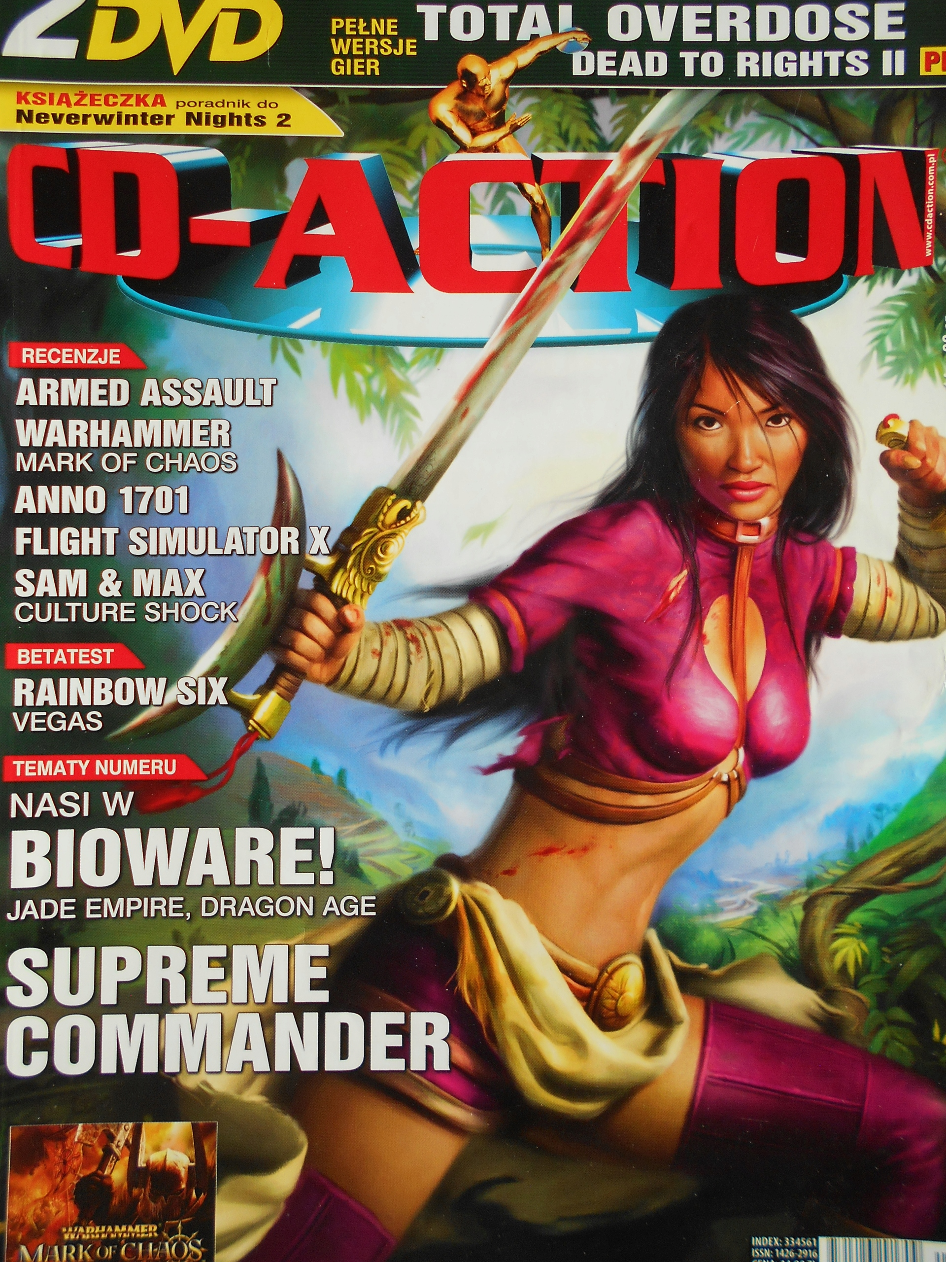 CD-ACTION * NR 01 / 2007