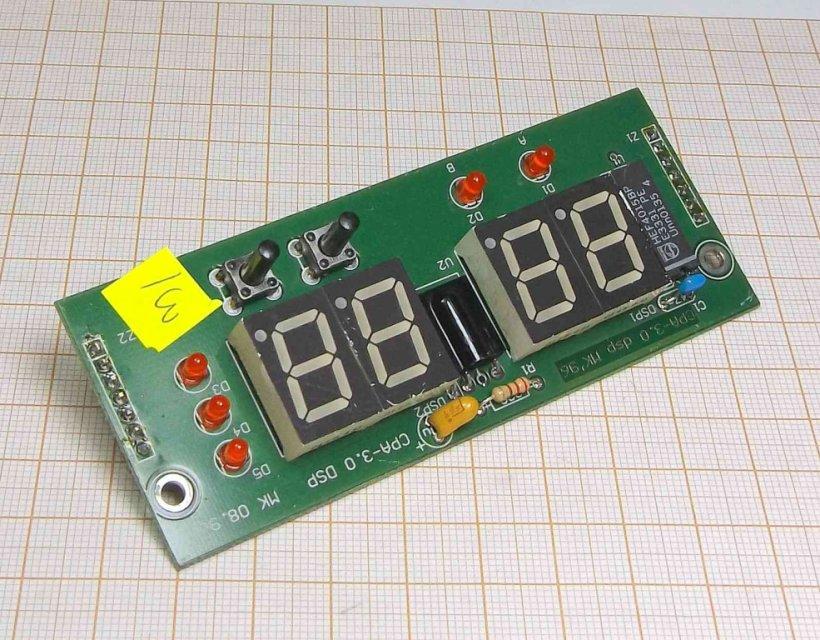 Wyświetlacz LED w module [M1-KW]3