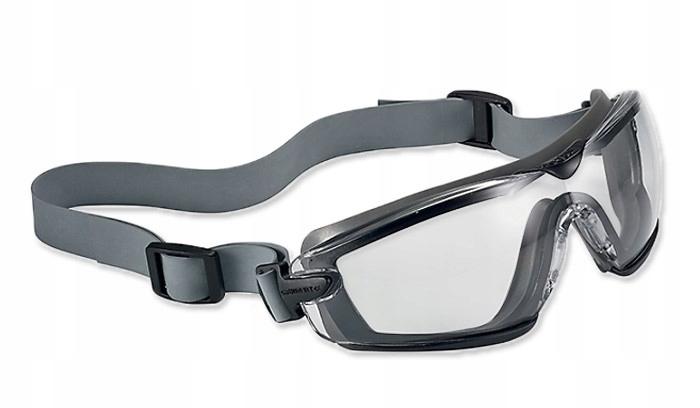 Bolle Safety - Gogle ochronne - COBRA TPR - Clear