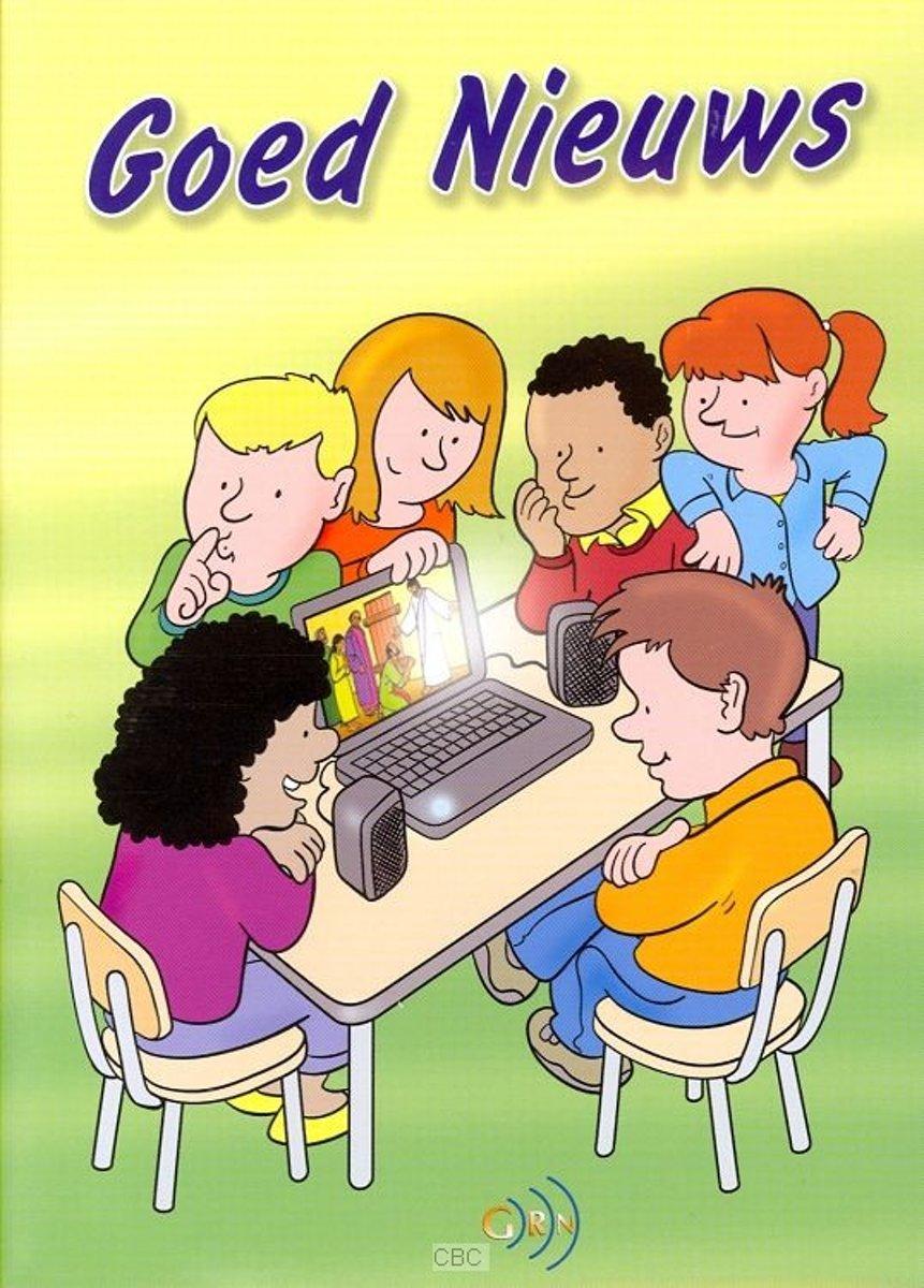DVD Animation - Goed Nieuws Gospel Recordings Nede