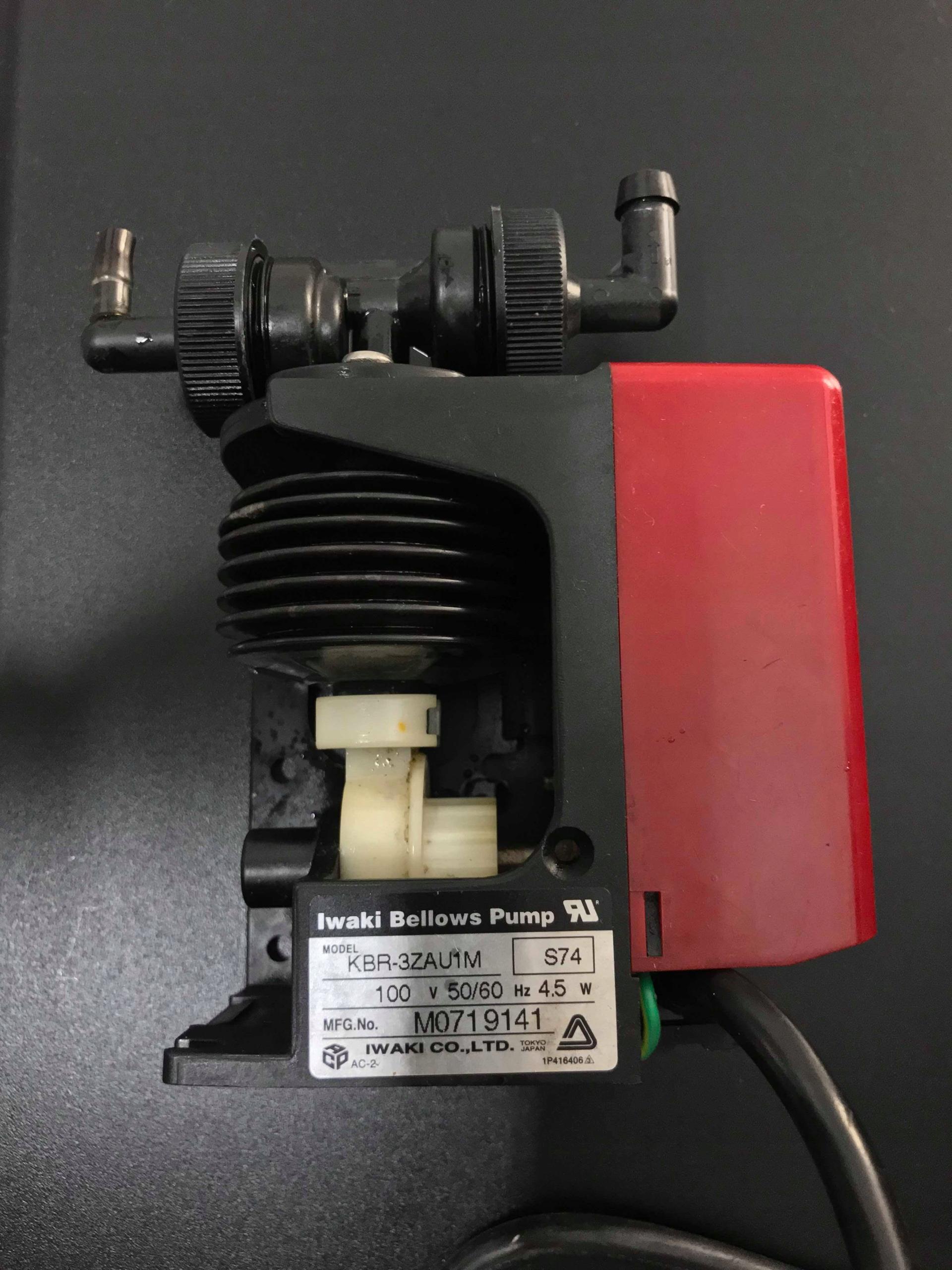 Pompa regeneracyjna IWAKI KBR-3ZAU1M S74 100V 4.5W