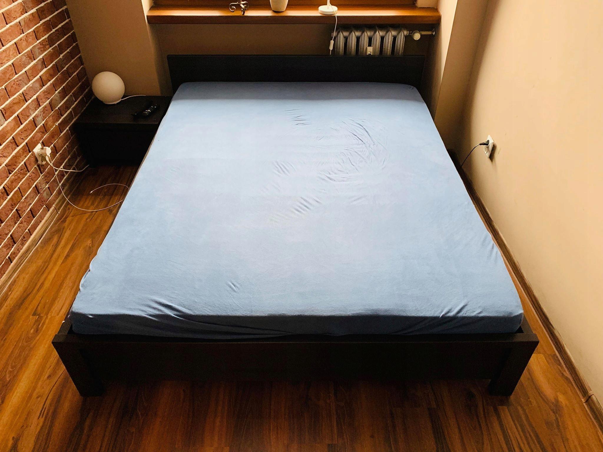 łóżko Sypialniane Agata Meble Materac 8098094730