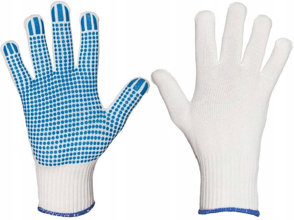 rękawice Robocze -Rękawice bawełniane SOFT GRIP