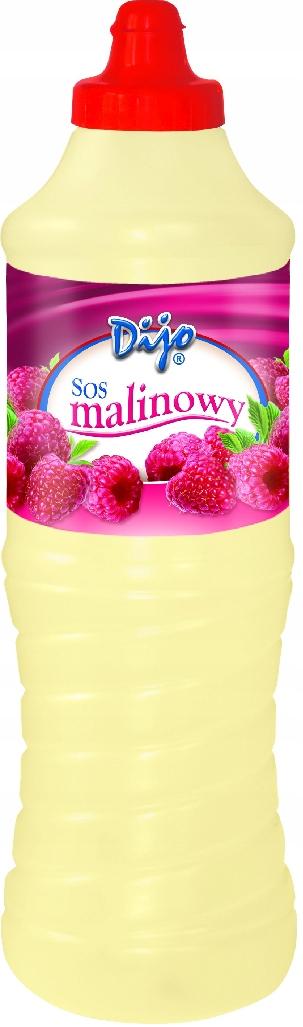 Sos Malinowy Dijo polewa do deserów, lodów 1kg
