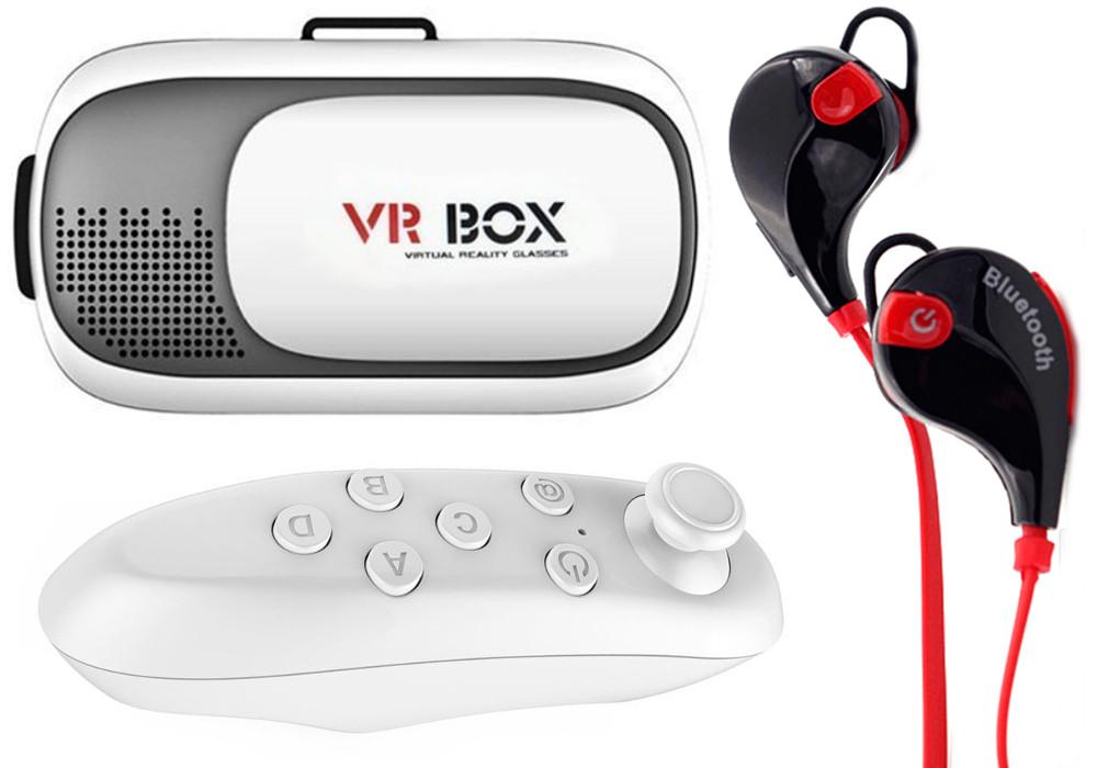 GOGLE VR 3D PILOT DO MYPHONE CUBE/ HAMMER ENERGY