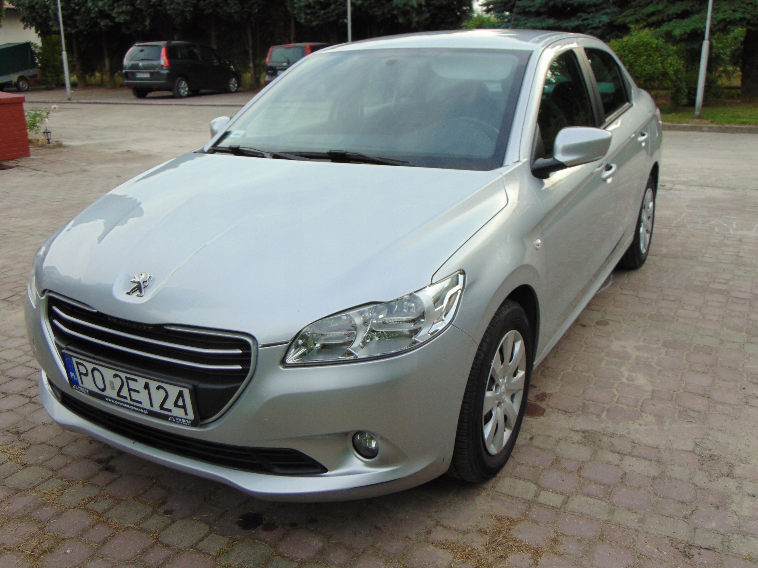 Peugeot 301HDI krajowy