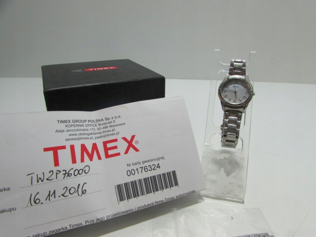 ZEGAREK TIMEX TW2P76000 STYLE COL