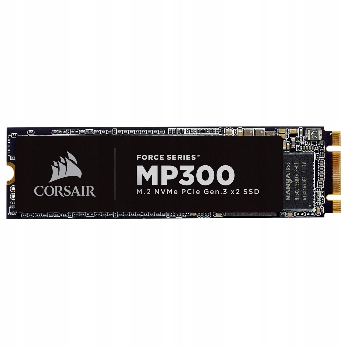 CORSAIR FORCE MP300 960 GB DYSK SSD M.2 2280 PCIe