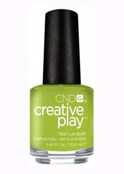 Lakier CND CREATIVE PLAY Toe The Lime 13,6ml