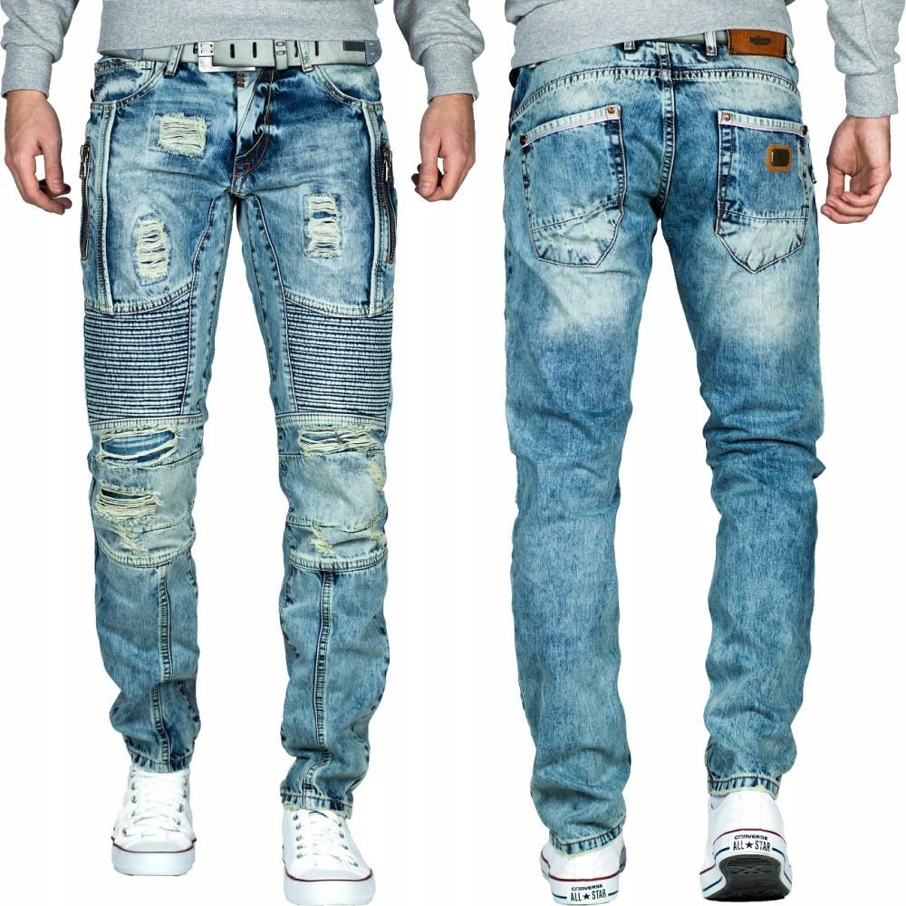 Spodnie jeansowe Cipo&Baxx 32/32