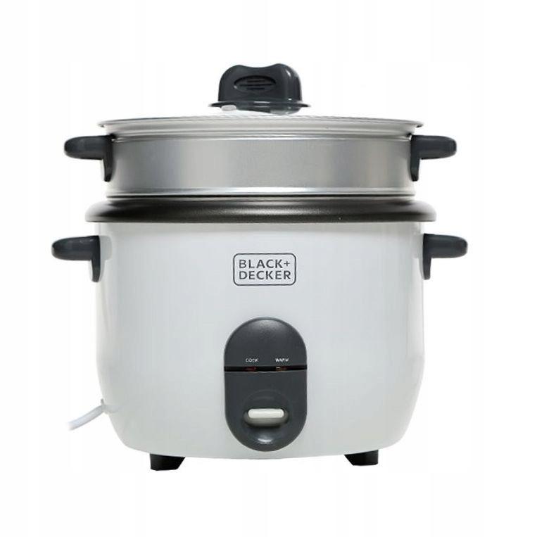 Garnek do gotowania ryżu Black&Decker RC1860