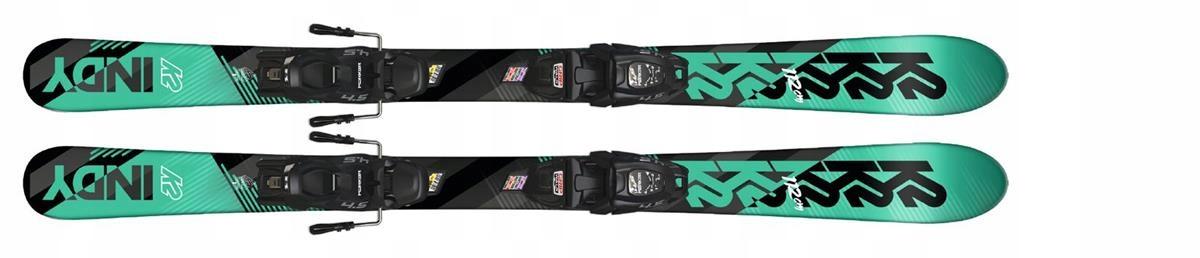 Narty zjazdowe K2 Indy 112 Marker FDT 4.5