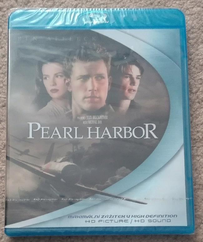PEARL HARBOR BLU-RAY NAPISY LEKTOR PL