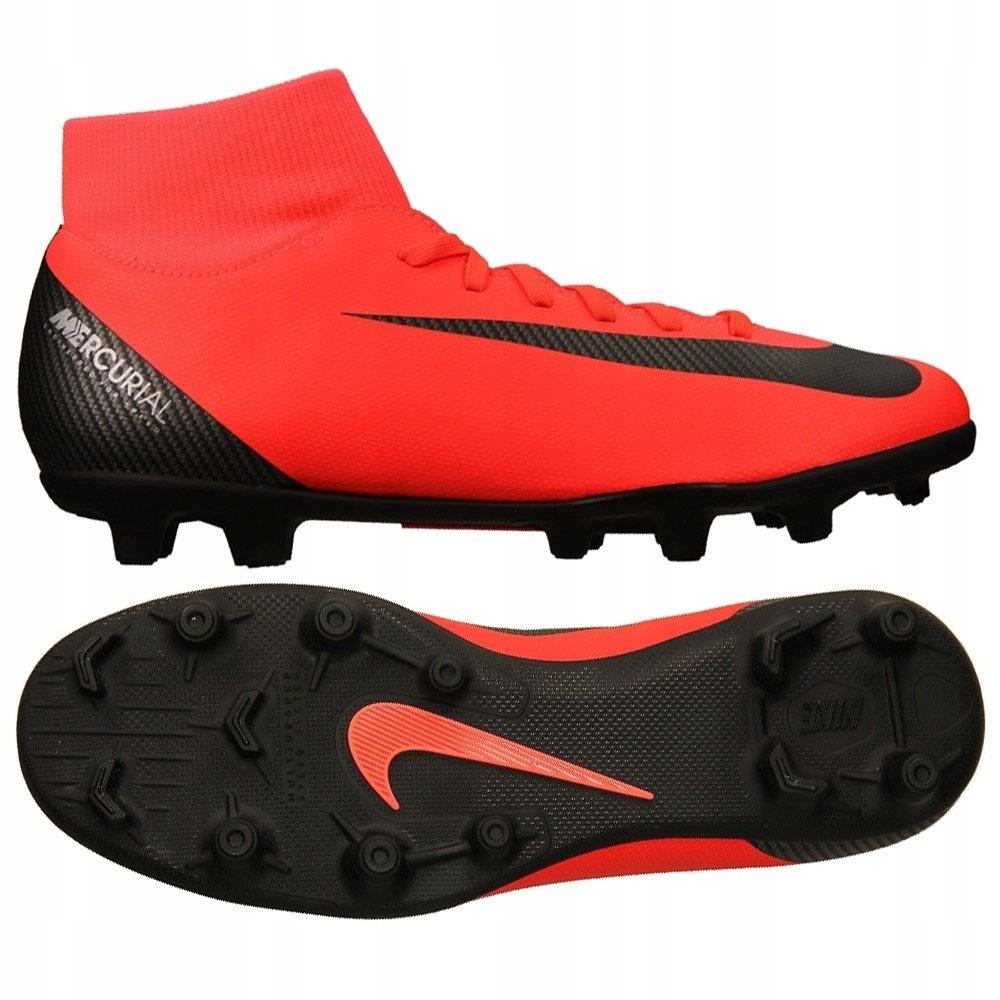 Korki Nike Mercurial Super Club CR7 AJ3545-600 42