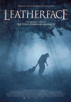 BLU-RAY Movie - Leatherface (2017) Cast: Stephen D