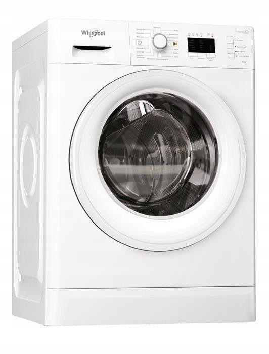 BYD - Whirlpool Pralka FWL61083W PL