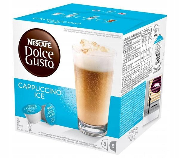 NESCAFE DOLCE GUSTO CAPPUCCINO ICE Niemcy