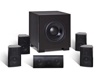 Quadral ALUMA 2200 System kolumn głośnikowych 5.1