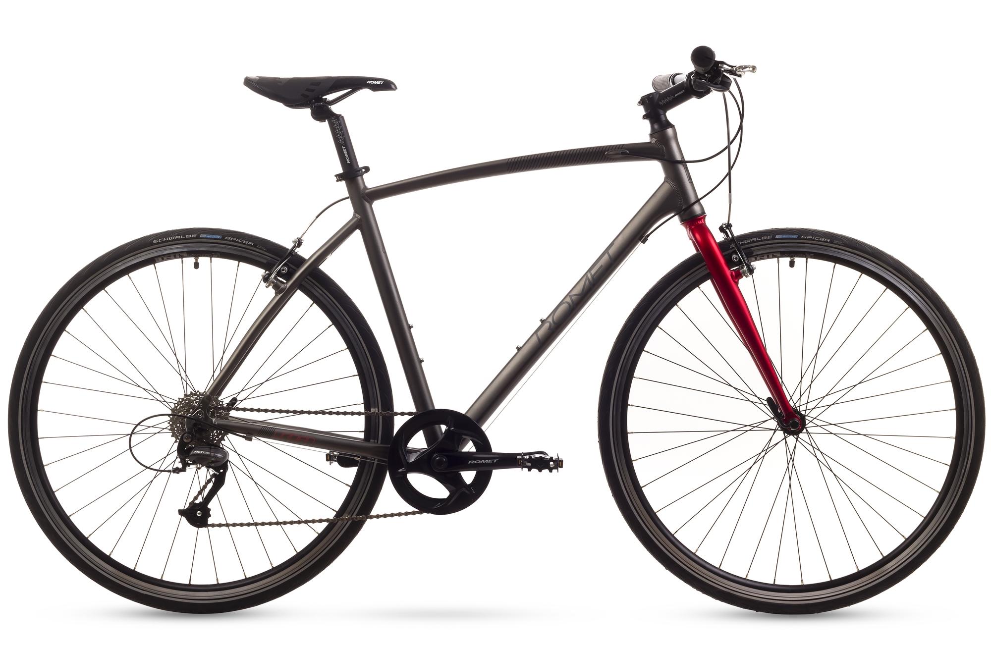 Rower Romet Mistral Urban 28 rama 23' XL City 2016