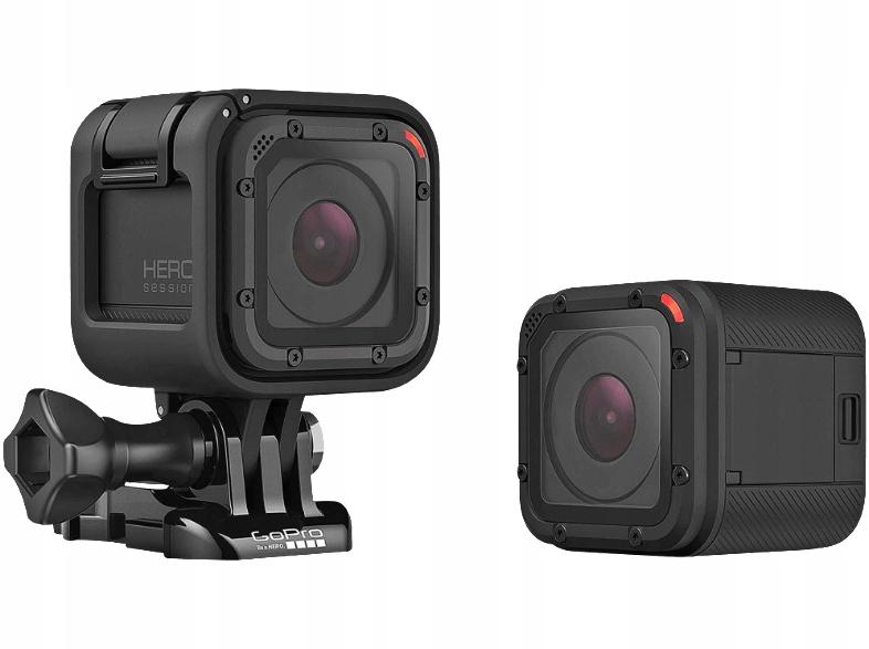 Kamera Sportowa GoPro Session QHD 30 FPS Czarna