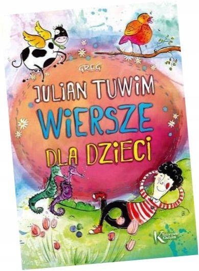 Julian Tuwim Wiersze Dla Dzieci 7658083576 Oficjalne