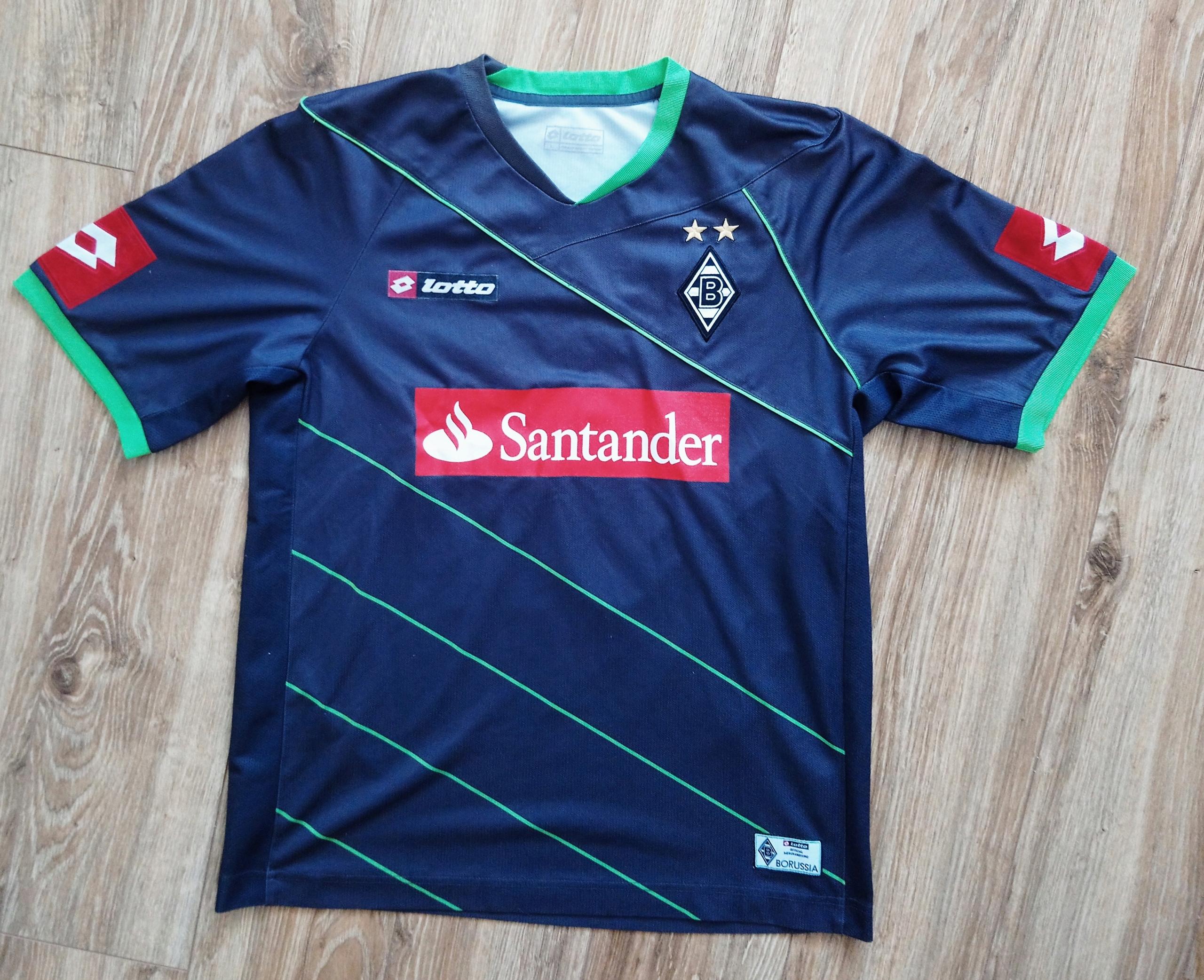 LOTTO Borussia MONCHENGLADBACH NR 2 L