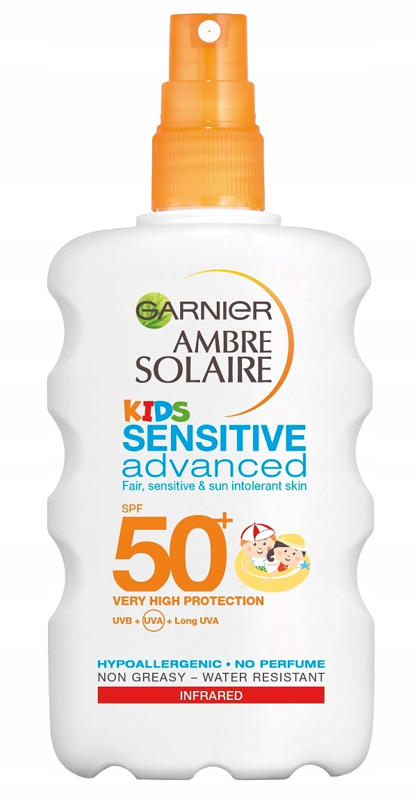 Garnier Ambre Solaire Kids spray ochronny dla dzie