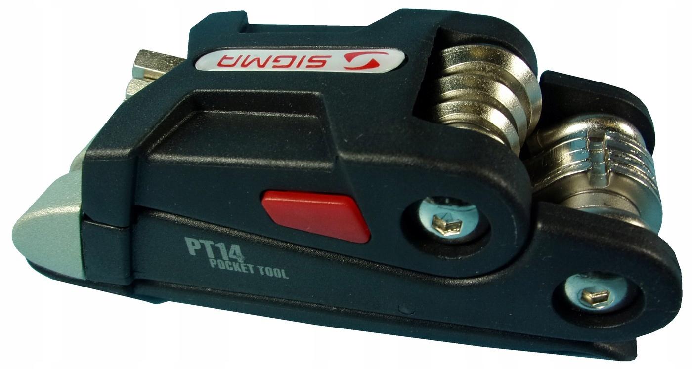 Sigma Sport Pocket Tool Set Pt14 zestaw narzędzi