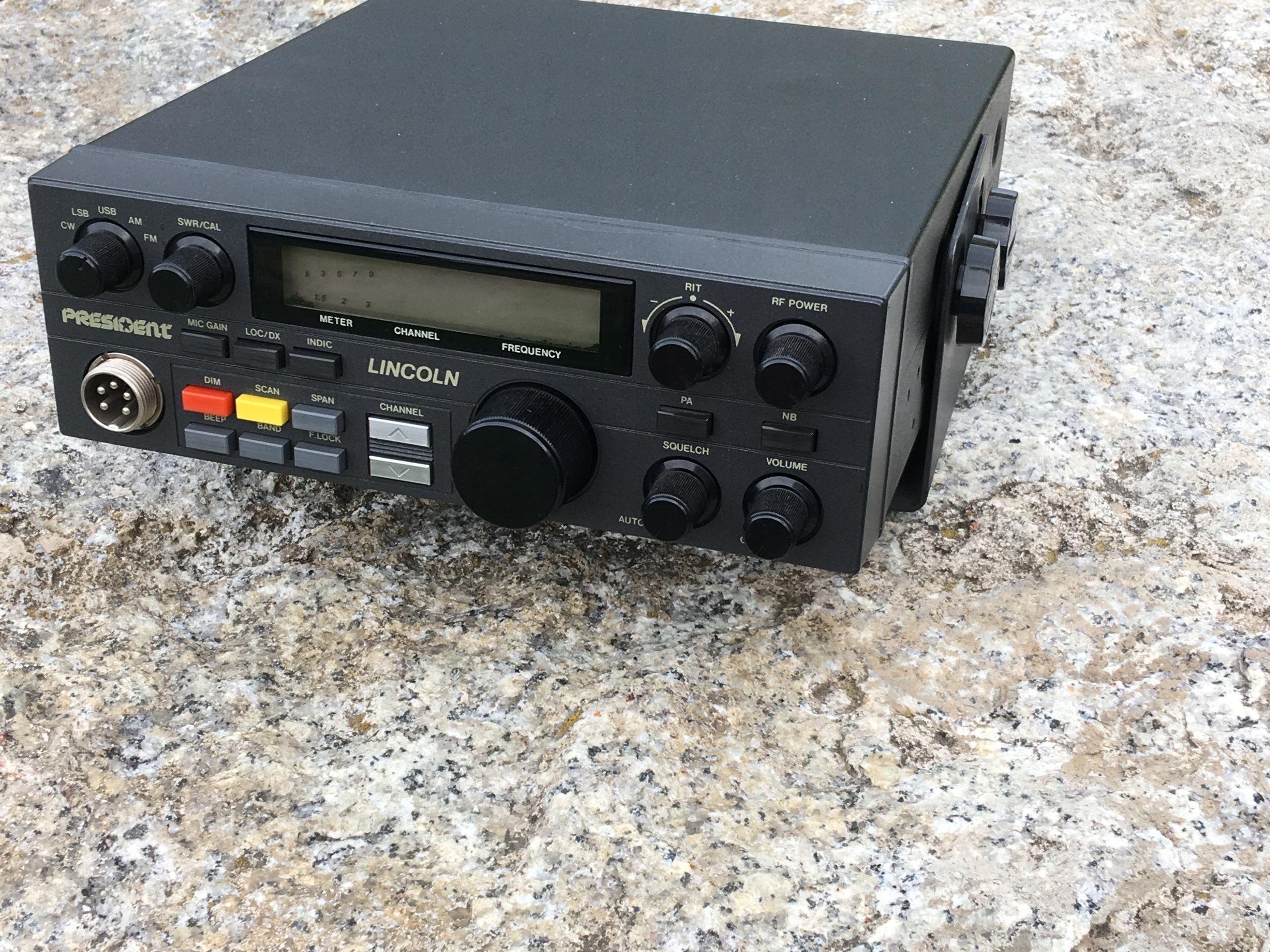 CB Radio PRESIDENT LINCOLN
