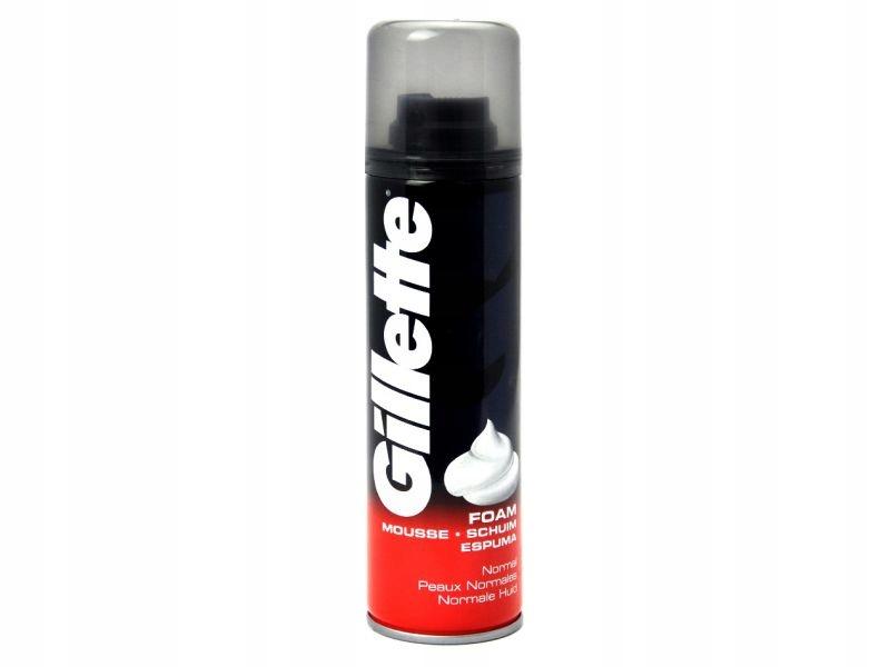Gillette Regular pianka do golenia 300ml
