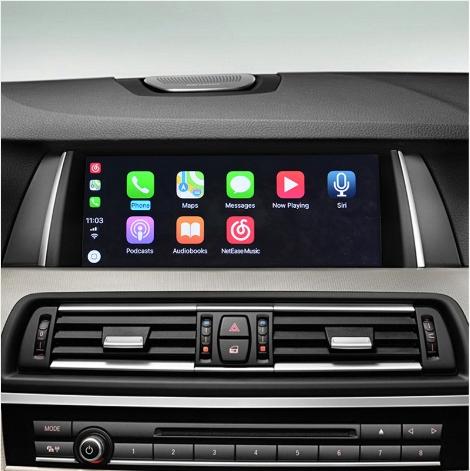 Moduł Apple CarPlay dla BMW NBT F10 F01 F07 F30 - 7328997957