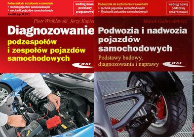 Diagnozowanie + Podwozia i nadwozia pojazdów