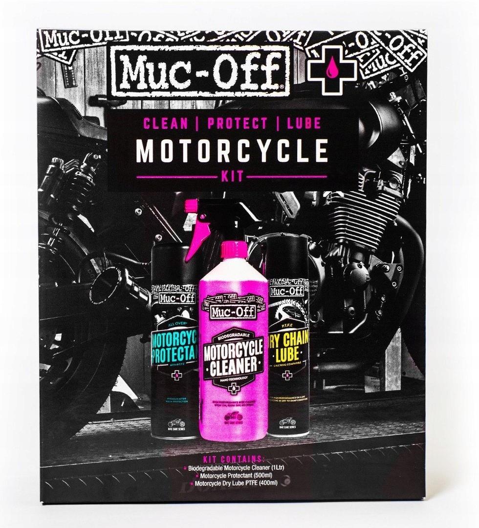 Zestaw do pielęgnacji motocykla Muc-Off