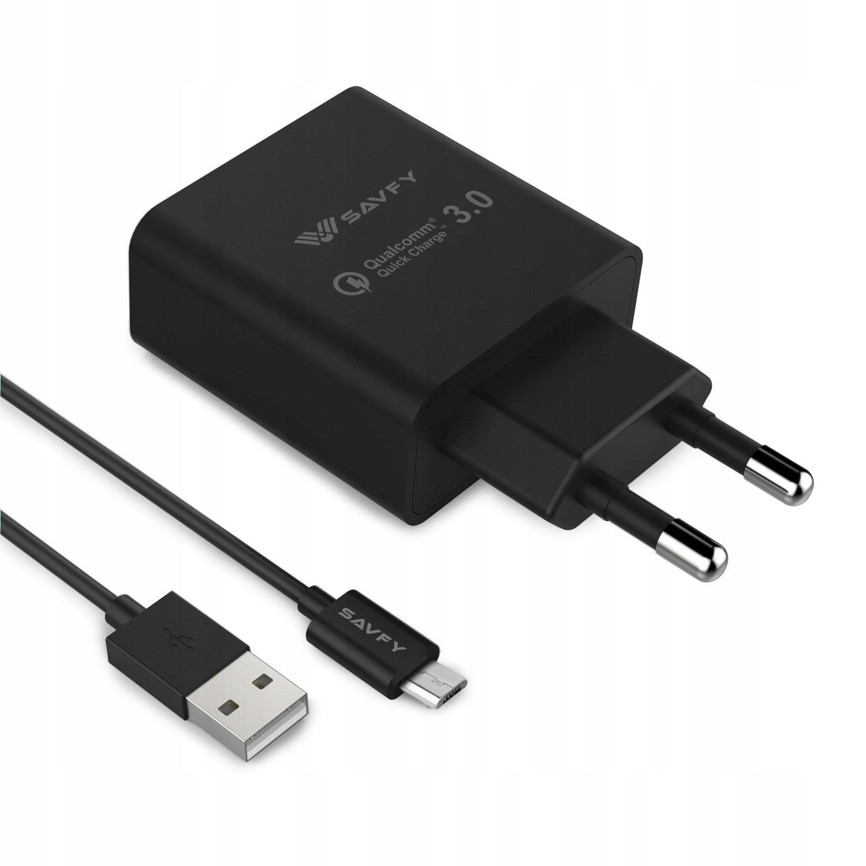 AA671 Ładowarka SAVFY Qualcomm Quick Charge 3.0