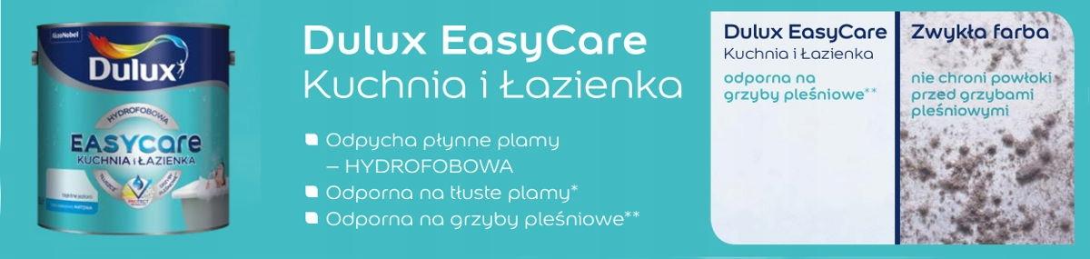 Dulux Easycare Kuchnia I łazienka 1l Biały 7885691965